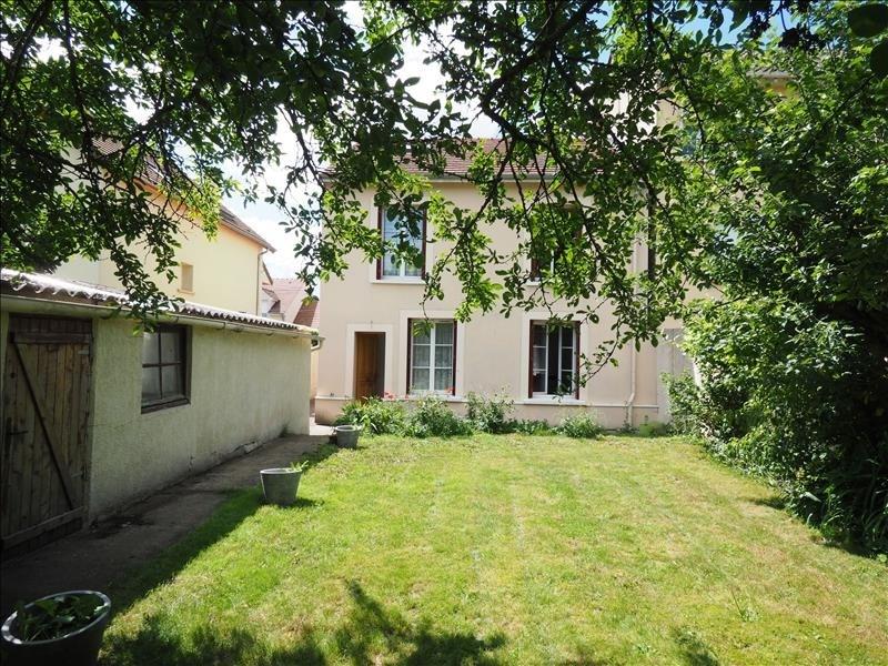 Vente maison / villa Bois d arcy 418000€ - Photo 1