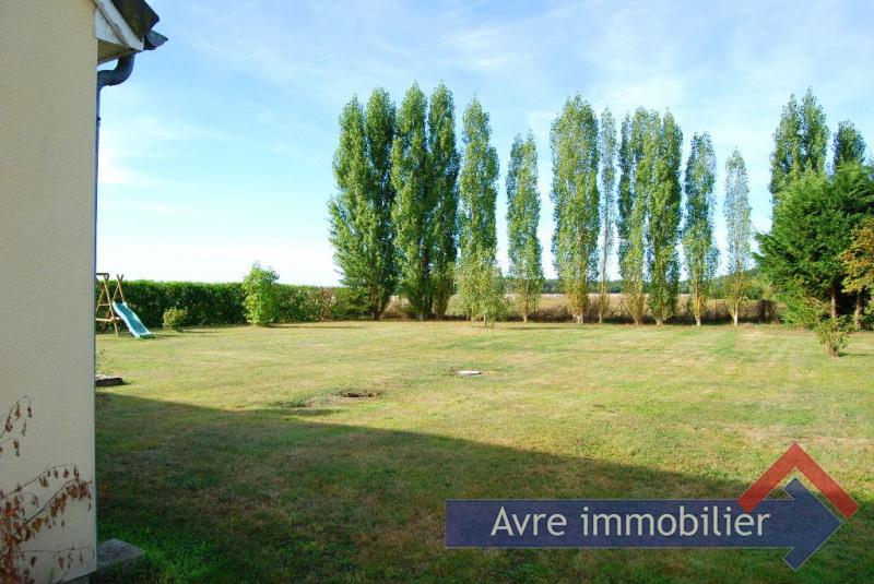 Sale house / villa Verneuil d avre et d iton 199500€ - Picture 12