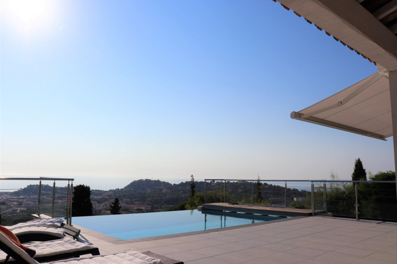 Vacation rental house / villa Cavalaire sur mer 4800€ - Picture 3