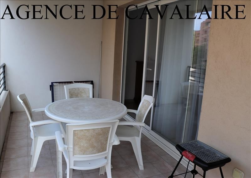 Sale apartment Cavalaire sur mer 195 000€ - Picture 1