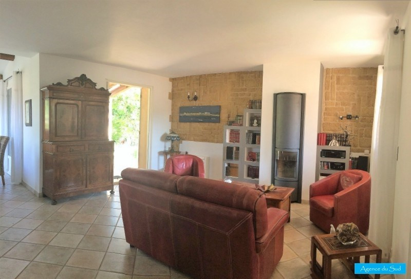 Vente maison / villa La destrousse 455000€ - Photo 1