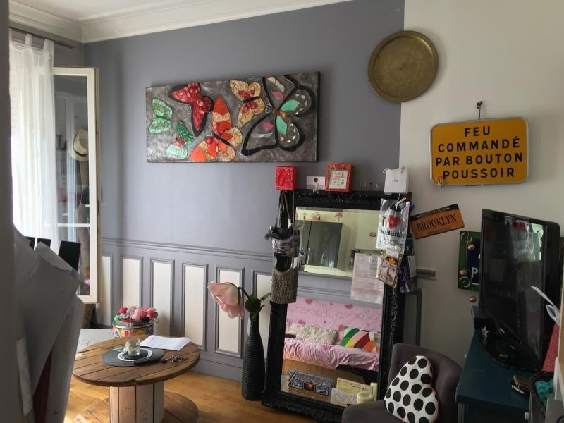 Venta  apartamento Asnieres sur seine 220000€ - Fotografía 2