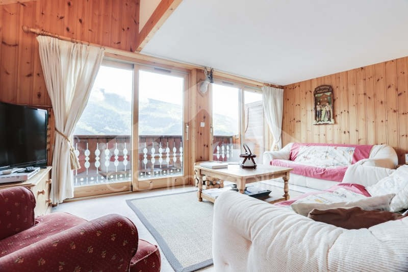 Vente de prestige appartement Meribel 1 130 000€ - Photo 1