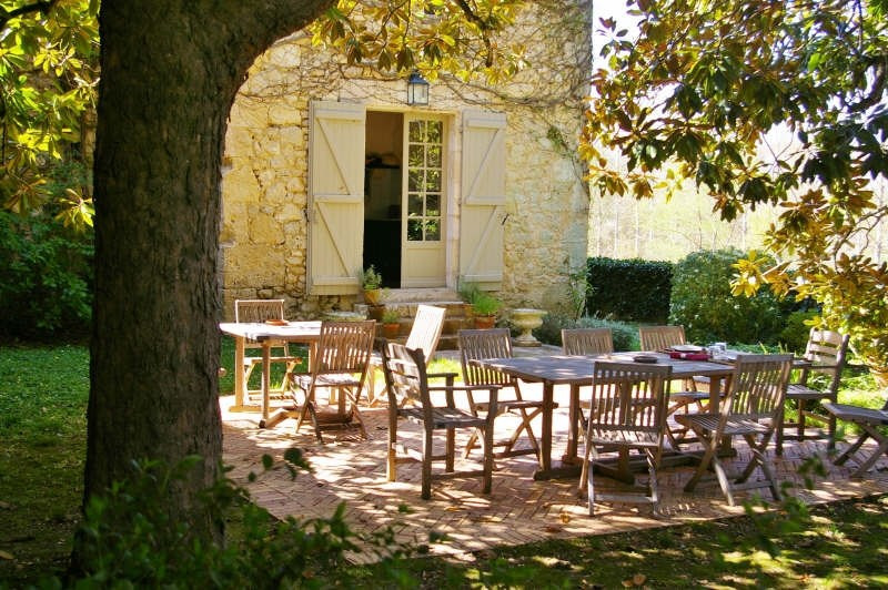 Deluxe sale house / villa La romieu 1575000€ - Picture 10