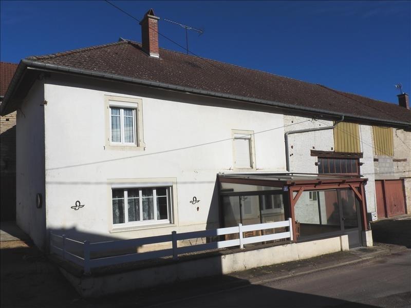 Vente maison / villa Secteur montigny s/aube 55000€ - Photo 1