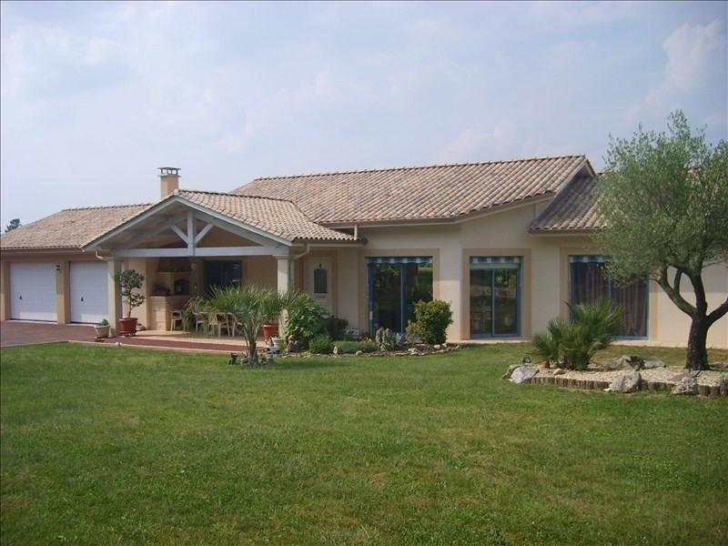 Vente maison / villa Montpon menesterol 369000€ - Photo 1