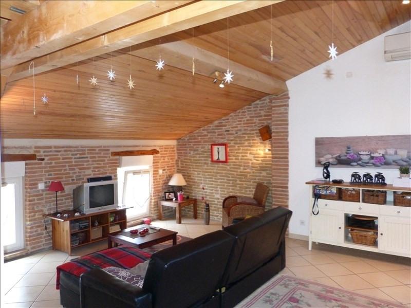 Rental apartment Caraman 620€ CC - Picture 2