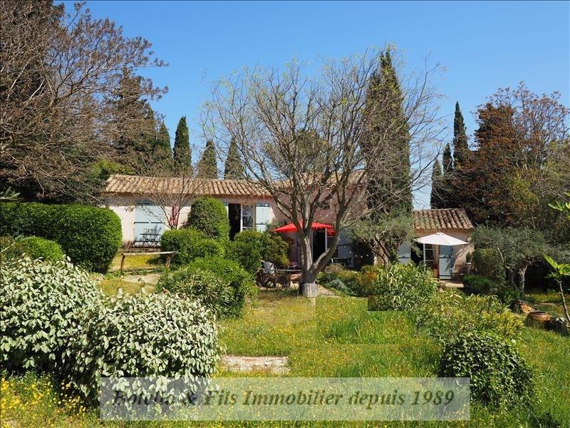 Immobile residenziali di prestigio casa Rochefort du gard 649000€ - Fotografia 1