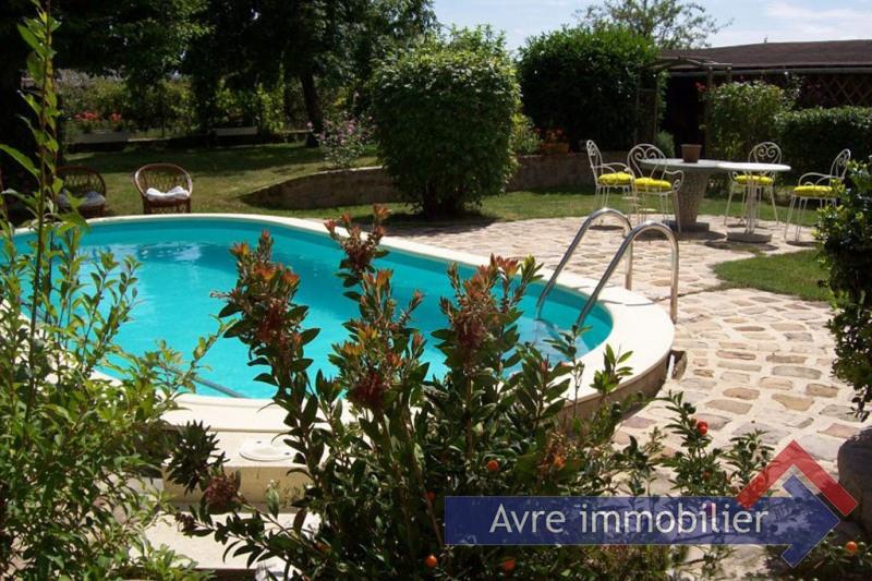 Sale house / villa Verneuil d'avre et d'iton 285000€ - Picture 1