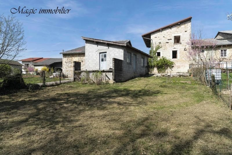 Location maison / villa St alban 550€ CC - Photo 1