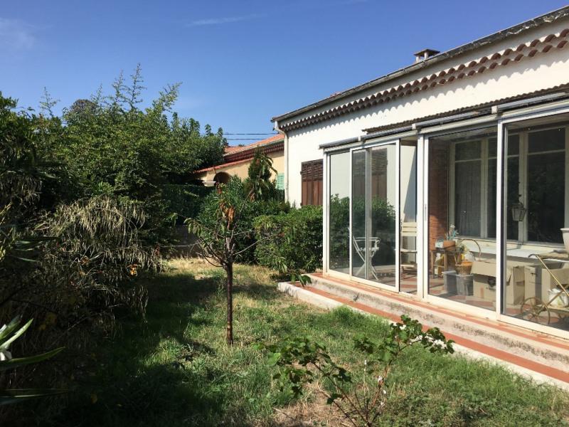 Sale house / villa Les milles 420000€ - Picture 2