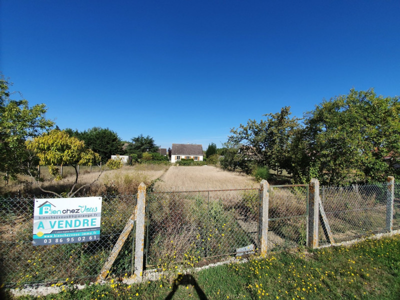 Vente terrain Vinneuf 38 000€ - Photo 1