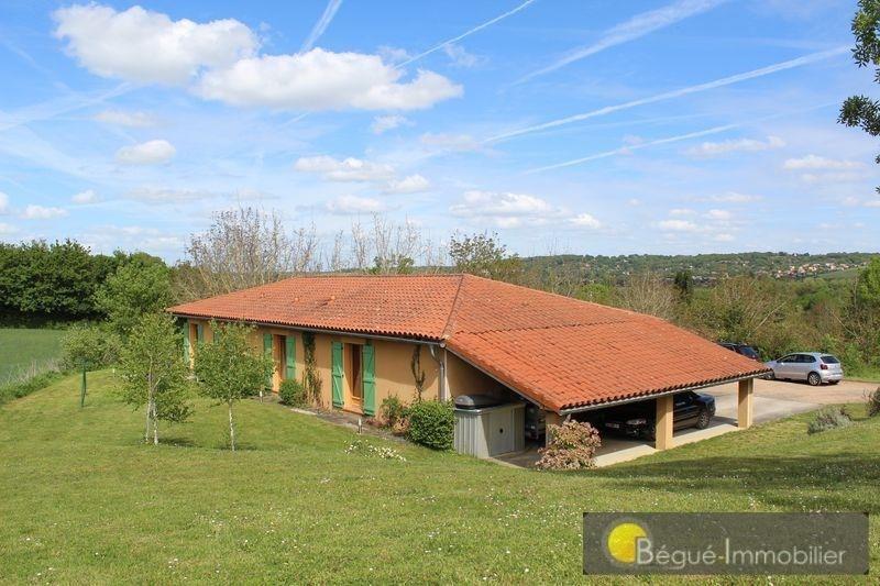 Sale house / villa 2 mns levignac 324800€ - Picture 1