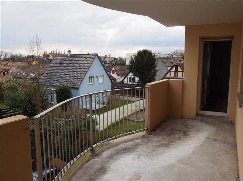 Rental apartment Illkirch graffenstaden 880€ CC - Picture 4