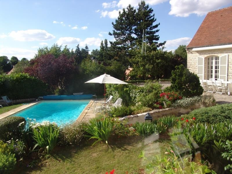 Deluxe sale house / villa Noisy le roi 1 560 000€ - Picture 2