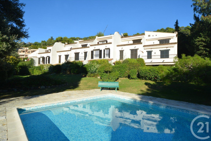 Verkauf von luxusobjekt haus Antibes 695000€ - Fotografie 1