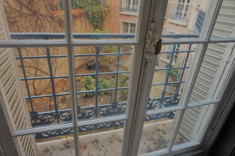 Venta de prestigio  apartamento Paris 16ème 860000€ - Fotografía 1
