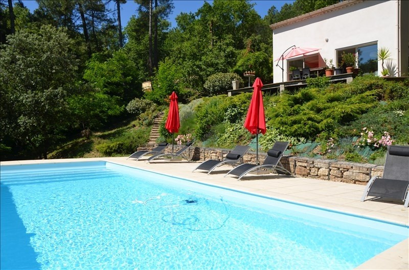 Vente maison / villa Vallon pont d arc 420 000€ - Photo 9