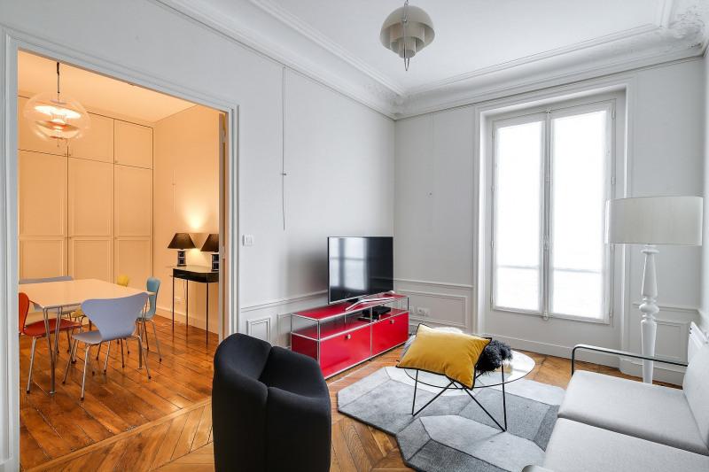 Rental apartment Paris 8ème 2450€ CC - Picture 1