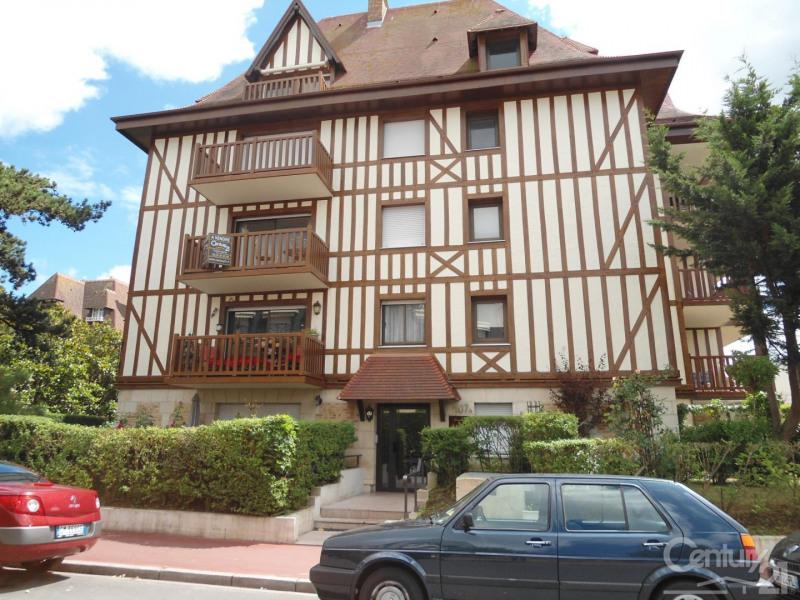Verkoop  appartement Deauville 279000€ - Foto 1
