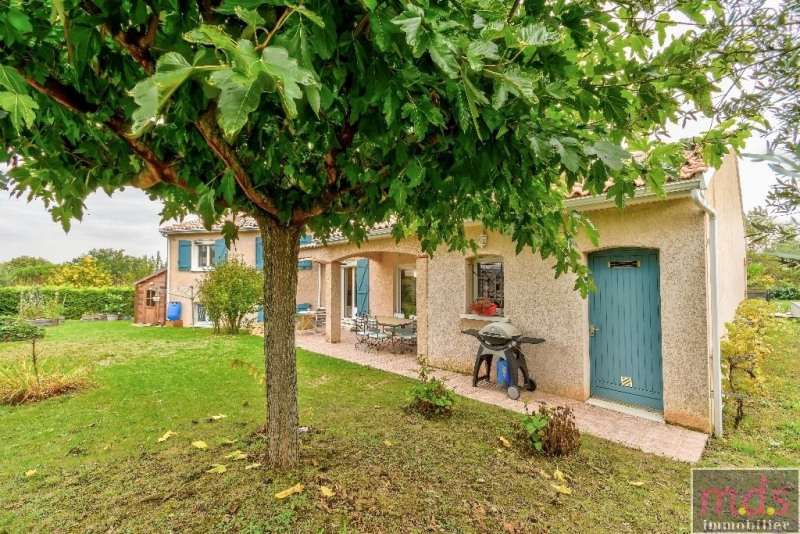 Sale house / villa Montrabe 537000€ - Picture 1