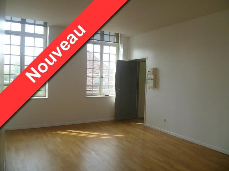 Location appartement Aire sur la lys 435€ CC - Photo 1