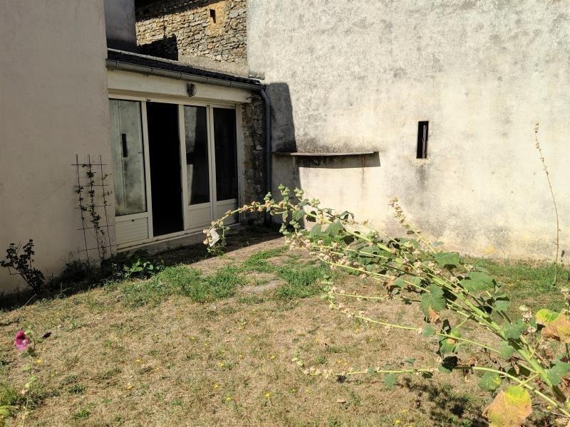 Vente maison / villa Nieuil l espoir 93000€ - Photo 1