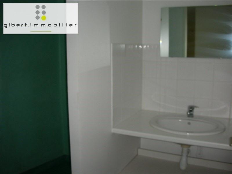 Rental apartment Le puy en velay 445€ CC - Picture 4