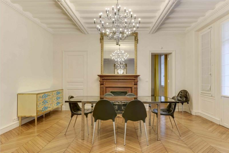 Rental apartment Paris 9ème 6500€ CC - Picture 3