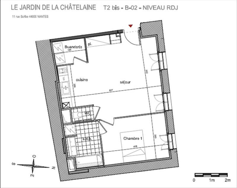 Vente appartement Nantes 415000€ - Photo 4