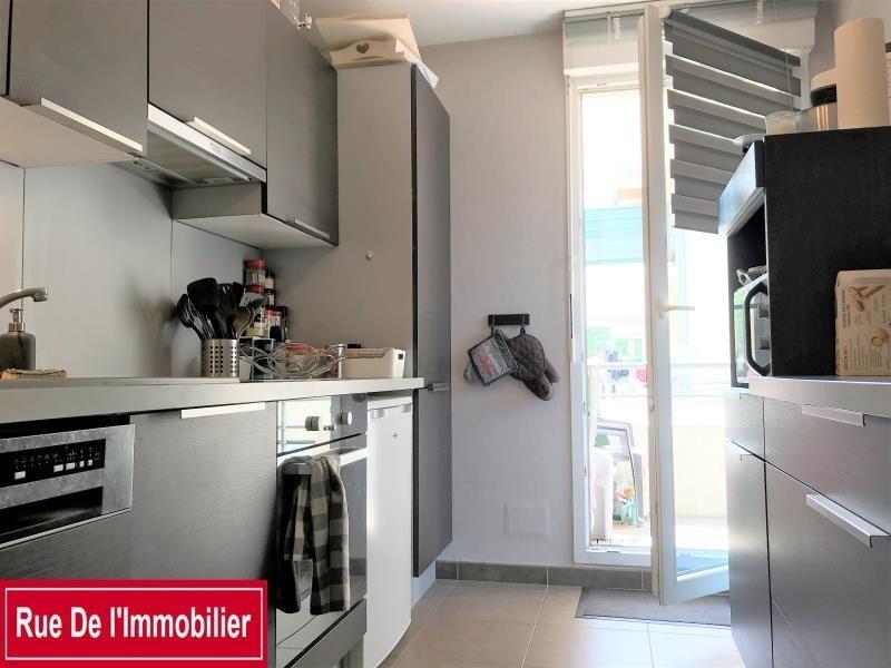Sale apartment Oberhoffen sur moder 197000€ - Picture 1