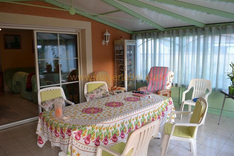 Vitalicio  casa Saint-vallier 162500€ - Fotografía 2