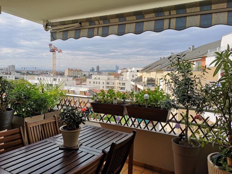 Vente appartement Villeurbanne 349 000€ - Photo 1