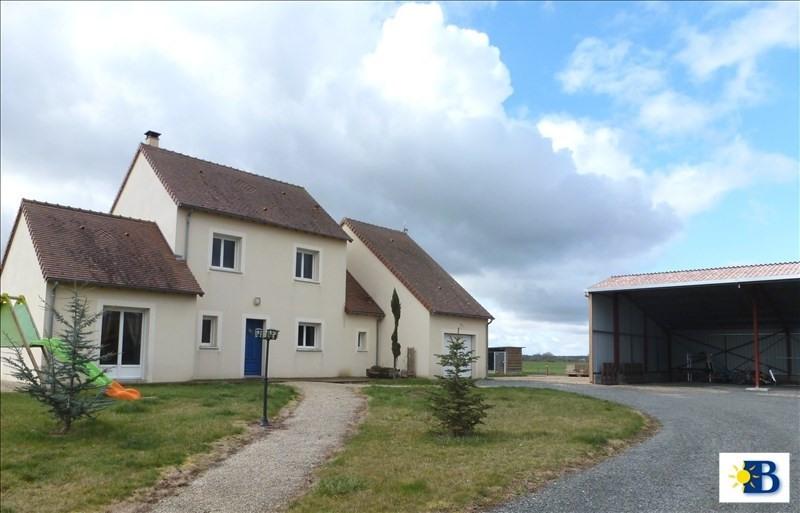 Vente maison / villa Leigne les bois 196100€ - Photo 1