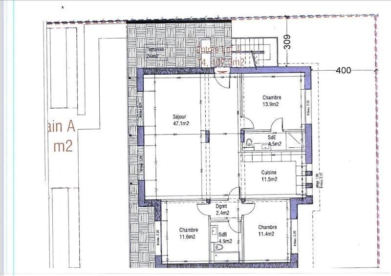 Sale apartment Garches 572000€ - Picture 2