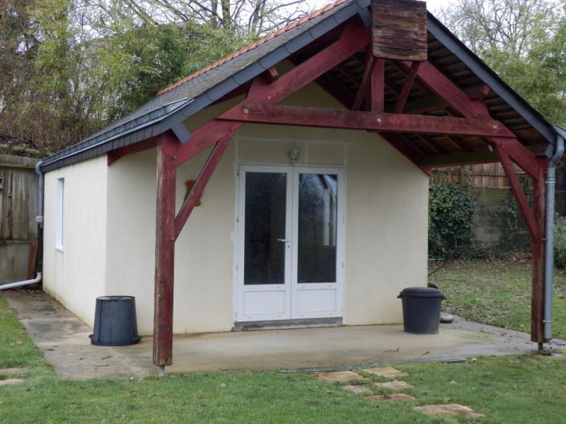Sale house / villa Montreuil juigne 414500€ - Picture 19