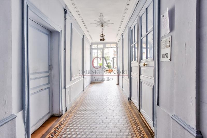 Vente de prestige appartement Versailles 1155000€ - Photo 4