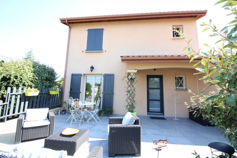 Sale house / villa Irigny 449000€ - Picture 9