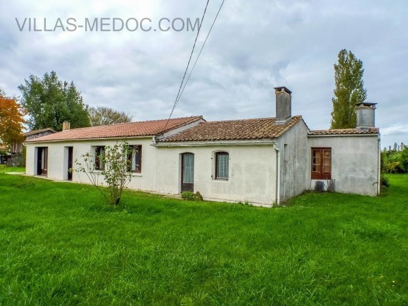 Vente maison / villa Gaillan en medoc 130000€ - Photo 1