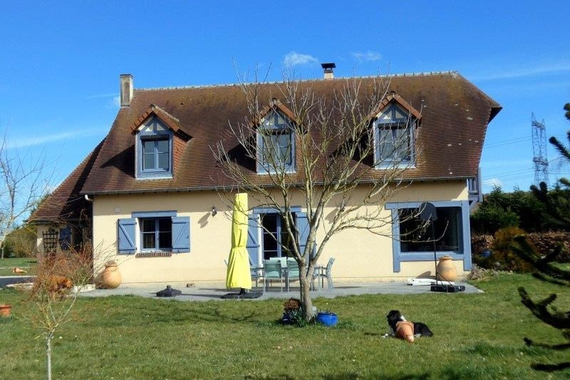 Vente maison / villa Conches en ouche 375 000€ - Photo 2