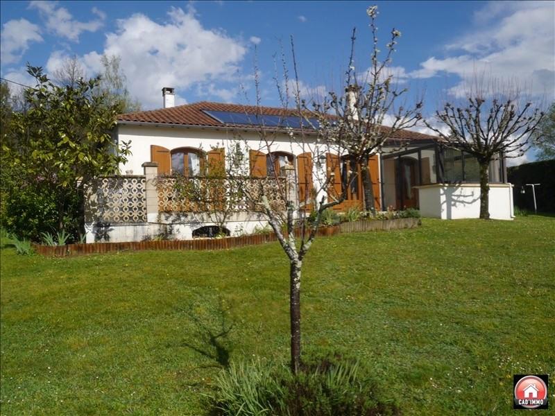 Vente maison / villa Flaugeac 159000€ - Photo 1
