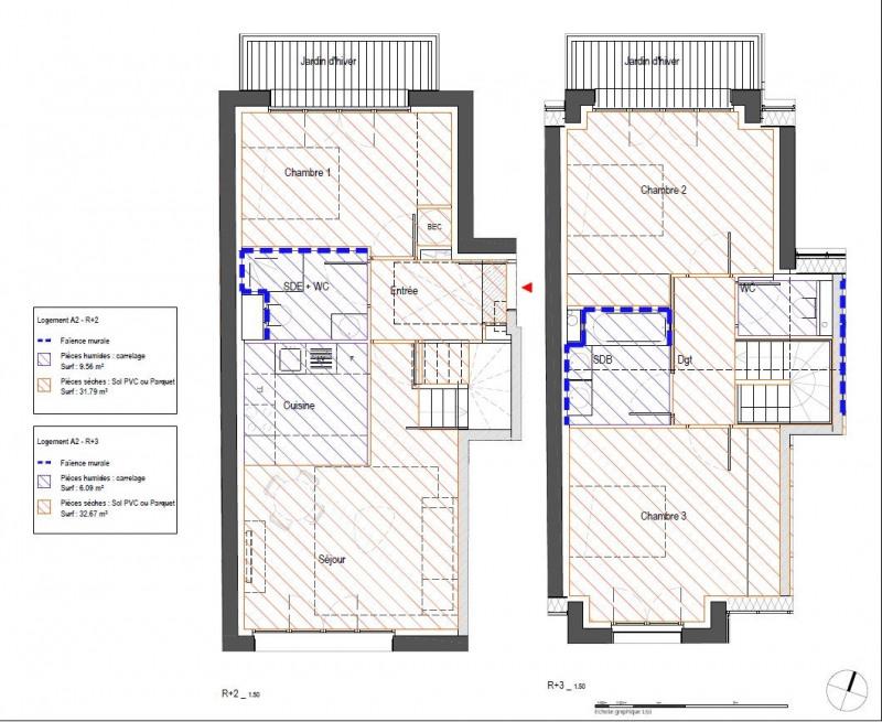 Vente appartement Clamart 499000€ - Photo 7