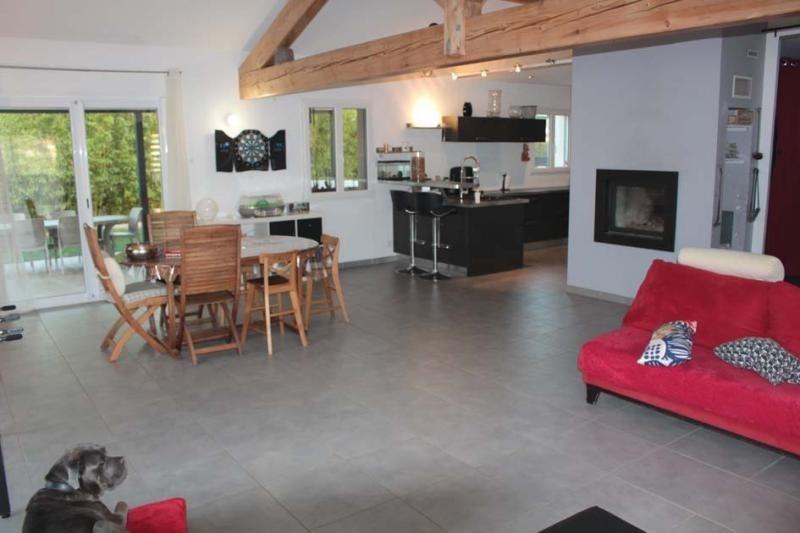 Vente maison / villa Villette d'anthon 455000€ - Photo 5