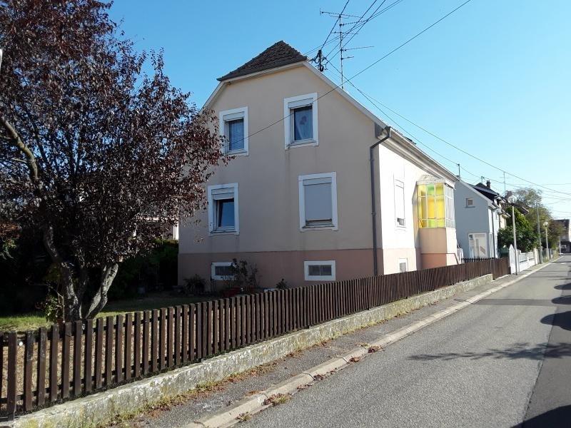 Sale building Pfastatt 184000€ - Picture 1