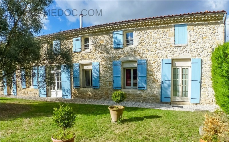 Sale house / villa Queyrac 414 000€ - Picture 1