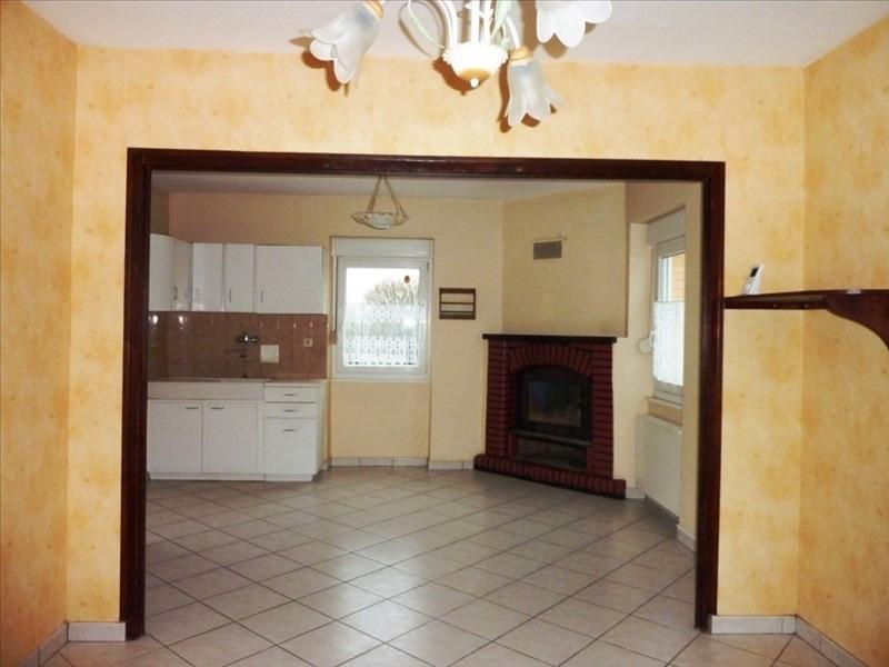 Sale house / villa St germain en cogles 78400€ - Picture 3