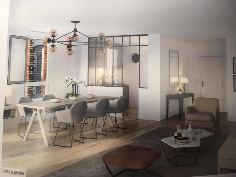 Deluxe sale apartment Versailles 510000€ - Picture 4