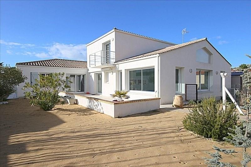 Vente maison / villa Bretignolles sur mer 542600€ - Photo 1
