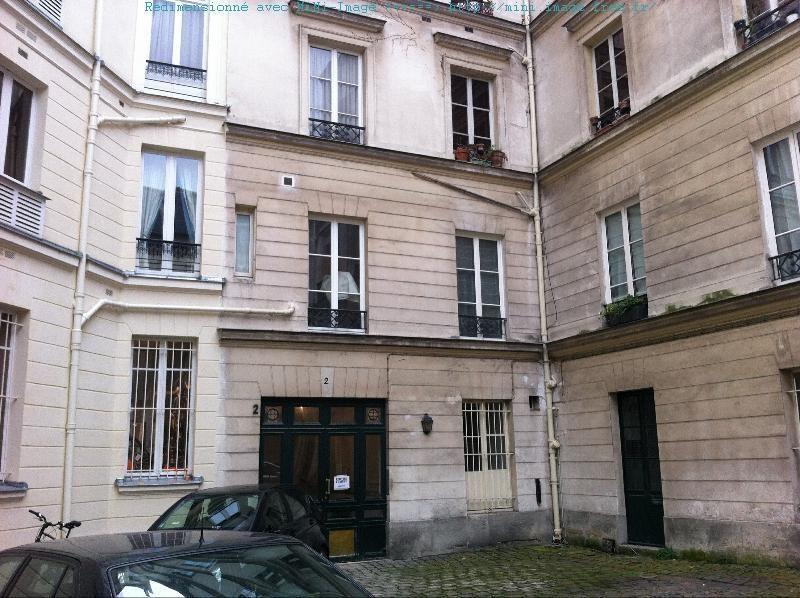 Location bureau Paris 4ème 3604€ CC - Photo 1