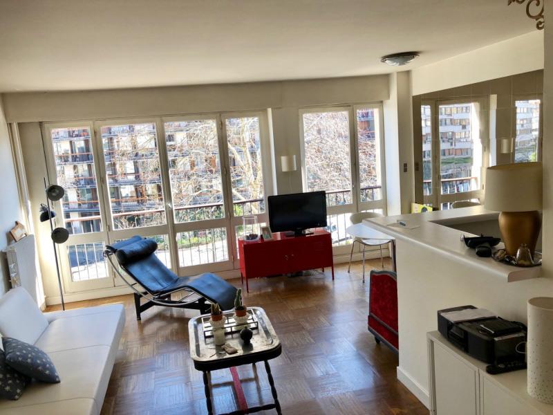 Sale apartment Boulogne-billancourt 523000€ - Picture 2